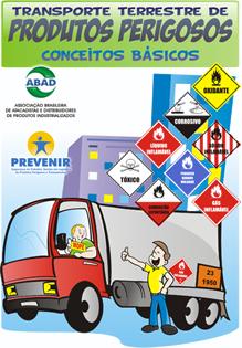 """90d95736bc7db A ABAD 2009 RECIFE contará com um lançamento especial  a cartilha """" Transporte de Produtos Perigosos – Conceitos Básicos"""". O material será  distribuído ..."""